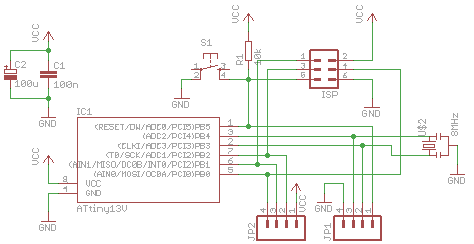 Using Arduino with PIC32 and ATtiny Atmel Chips