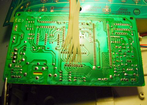 Solder some hook wires