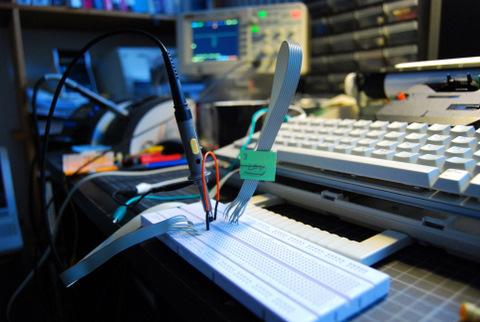 Analyze the keyboard
