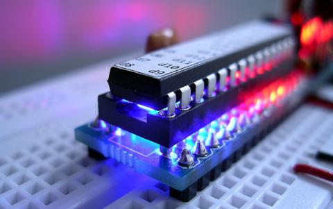 Blinky Mega328 Header Board