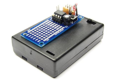 Tiny25 Proto Board