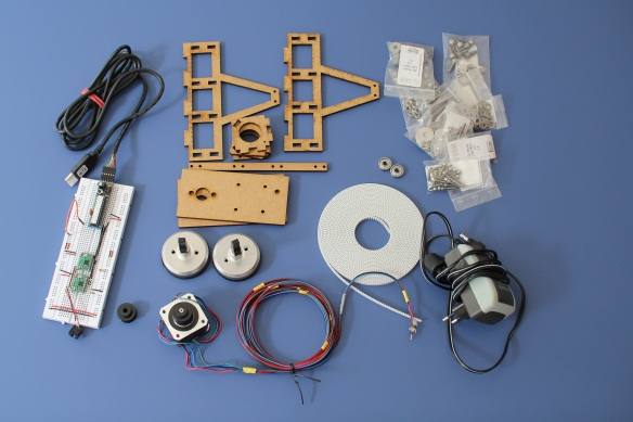 Parts for the Kritzler