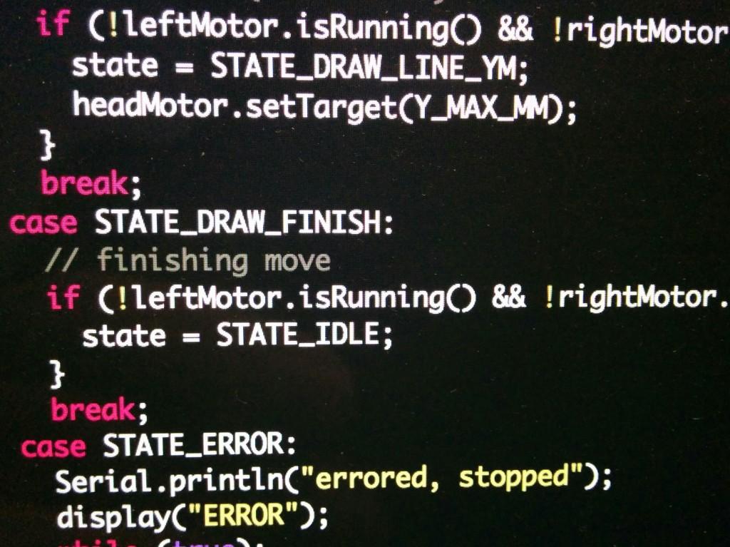 Hacking firmware