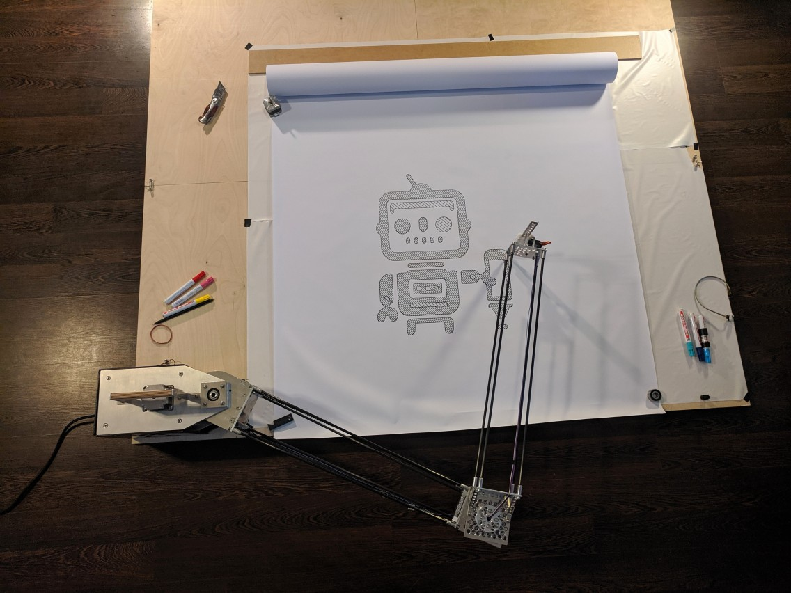 Robot (by @jumabc)